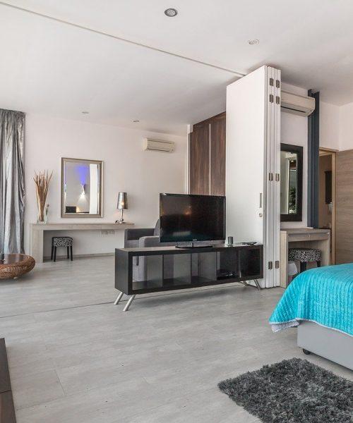 villa, interior, hotel